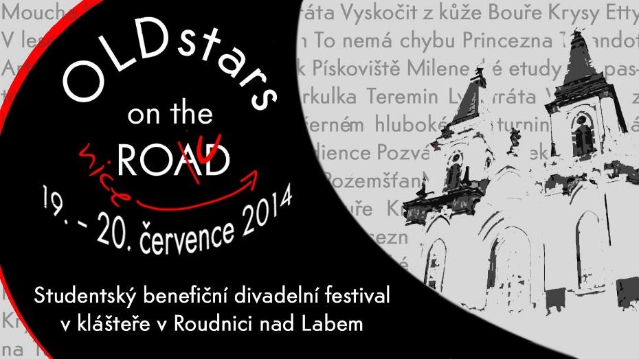 Festival OLDstars on the nice ROUD – divadlo v klášteře