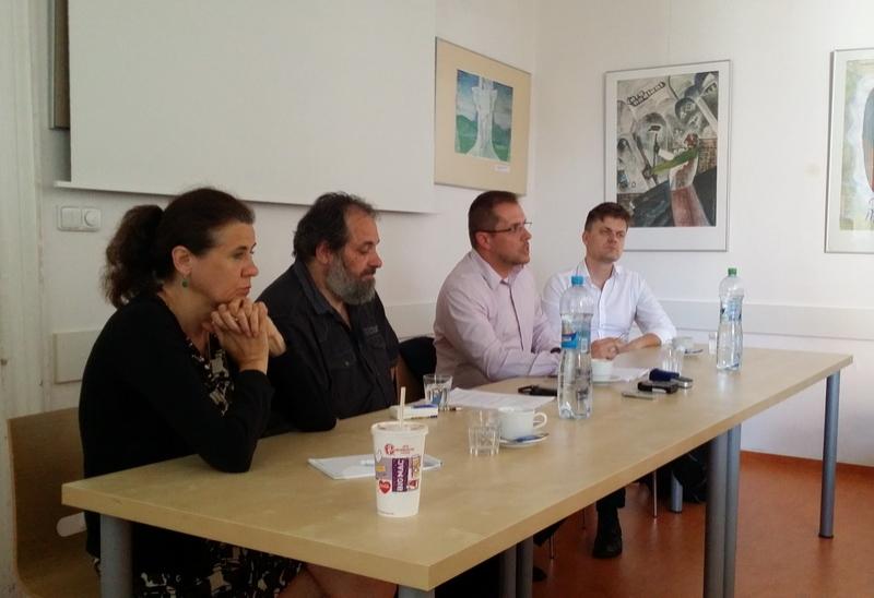 Současnost a budoucnost Státního fondu kultury – záznam diskuze