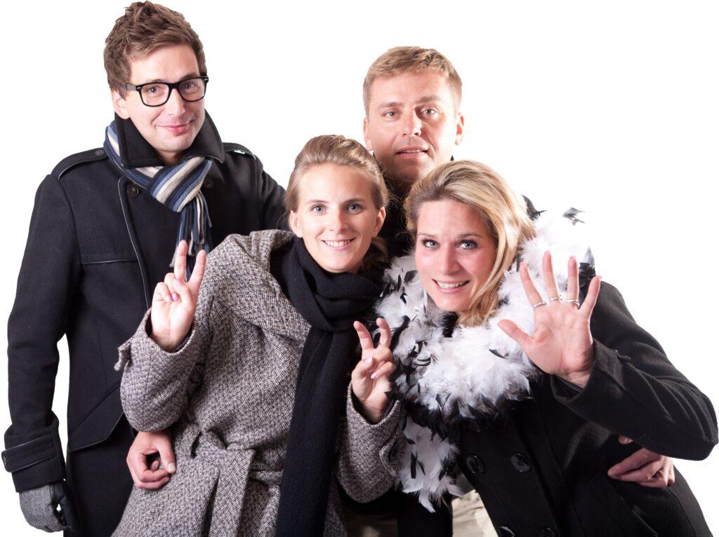 Divadelníci ze Slané zvou na premiéru