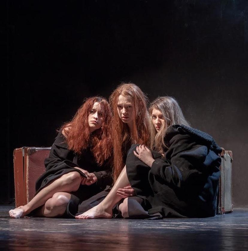 """""""Průlet"""" Třemi sestrami v DISKu"""