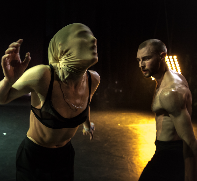 Tanečníci z Ultima Vez předvedli v Arše vášeň i mystérium lásky
