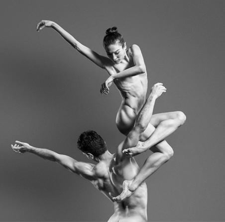 Balet Národního divadla připravuje komponovaný večer současného tance Vertigo