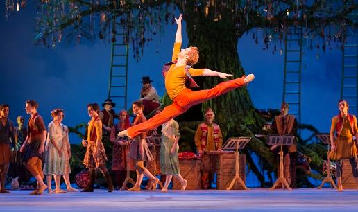 Na plátna kin se vrací Shakespearova Zimní pohádka, Wheeldonovův baletní triumf