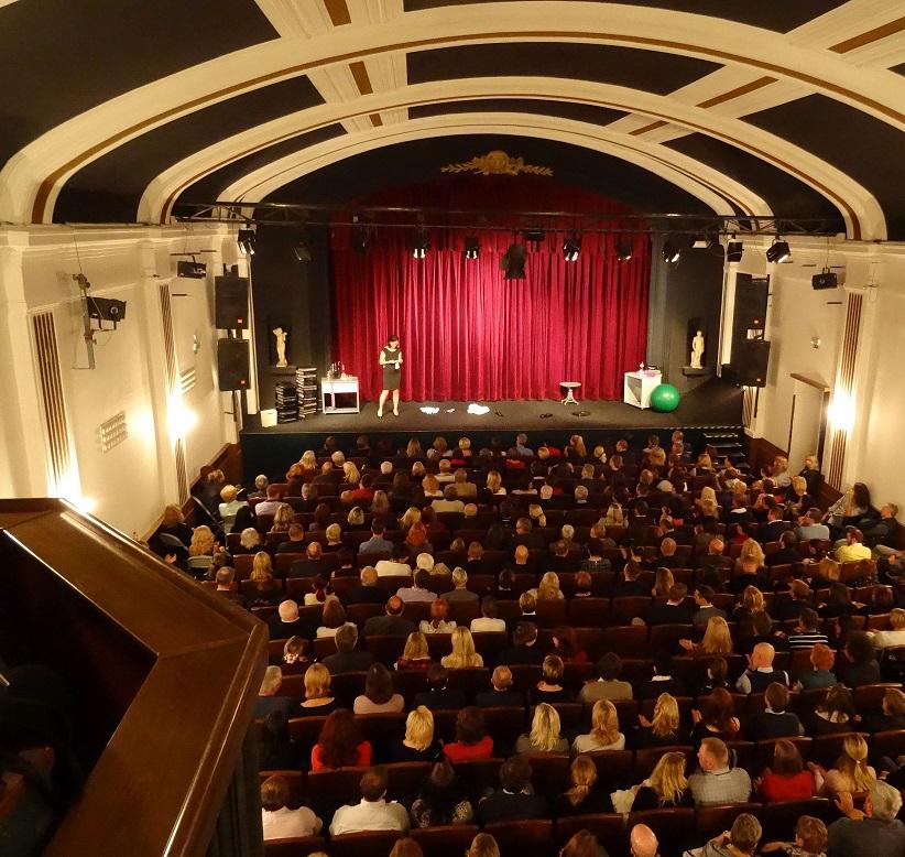 Branické divadlo se otevřelo po pěti letech veřejnosti