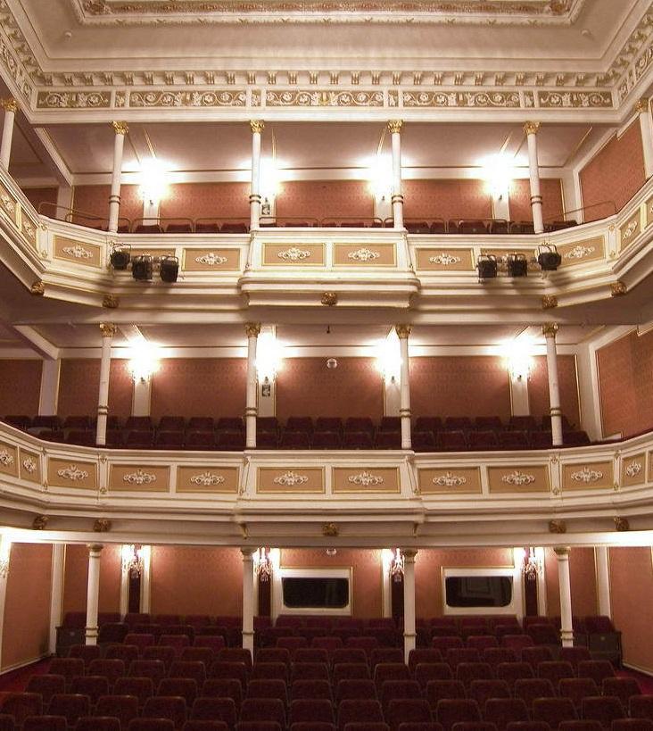 Turnov chystá přestavbu zázemí divadla za desítky milionů