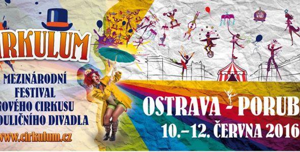 Ostrava-Poruba v červnu ožije novým cirkusem a pouličním divadlem