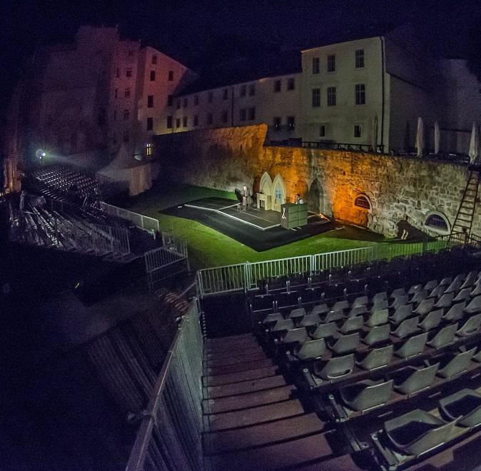 Divadelní festival pod širým nebem v Plzni nabídne Dona Quijota