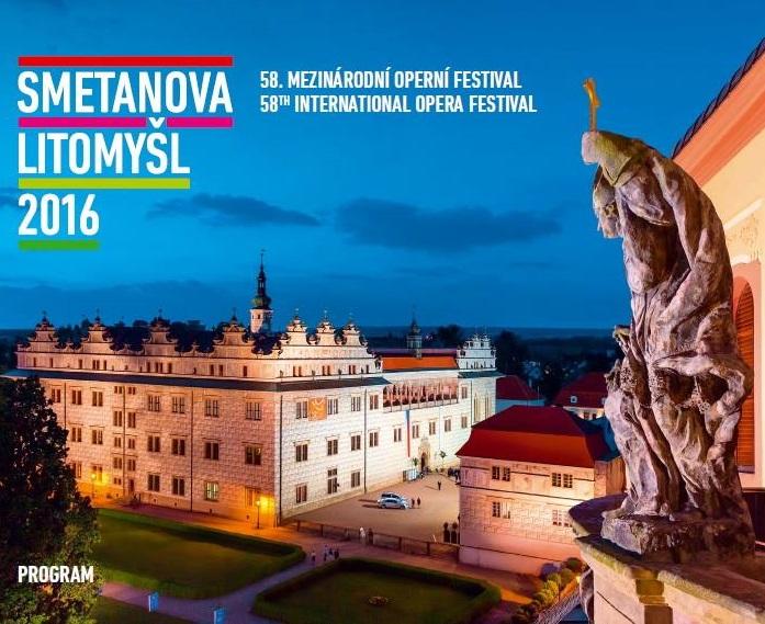 Smetanova Litomyšl nabídne nejvíc operních představení ve své historii