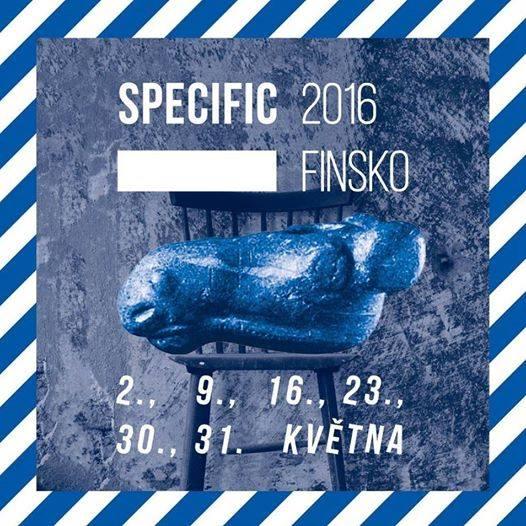 Festival scénických čtení Specific 2016