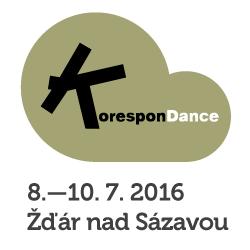Festival KoresponDance ukáže ve Žďáru současný tanec