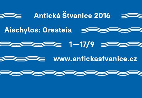 Ostrov Štvanice se na první dva zářijové týdny stane kulisou antické tragédie