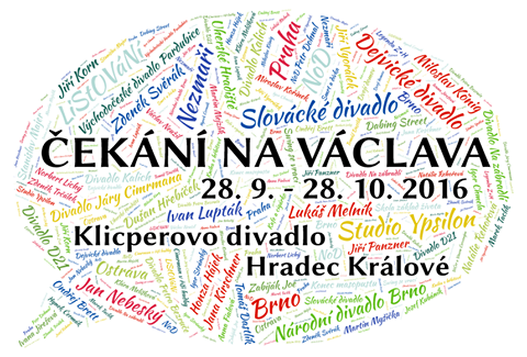 Divadelní podzim v Klicperově divadle bude již po třinácté patřit festivalu Čekání na Václava