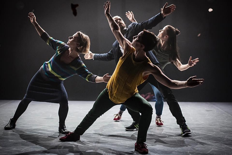 Taneční soubor VerTeDance uvede další dílo s Jiřím Havelkou