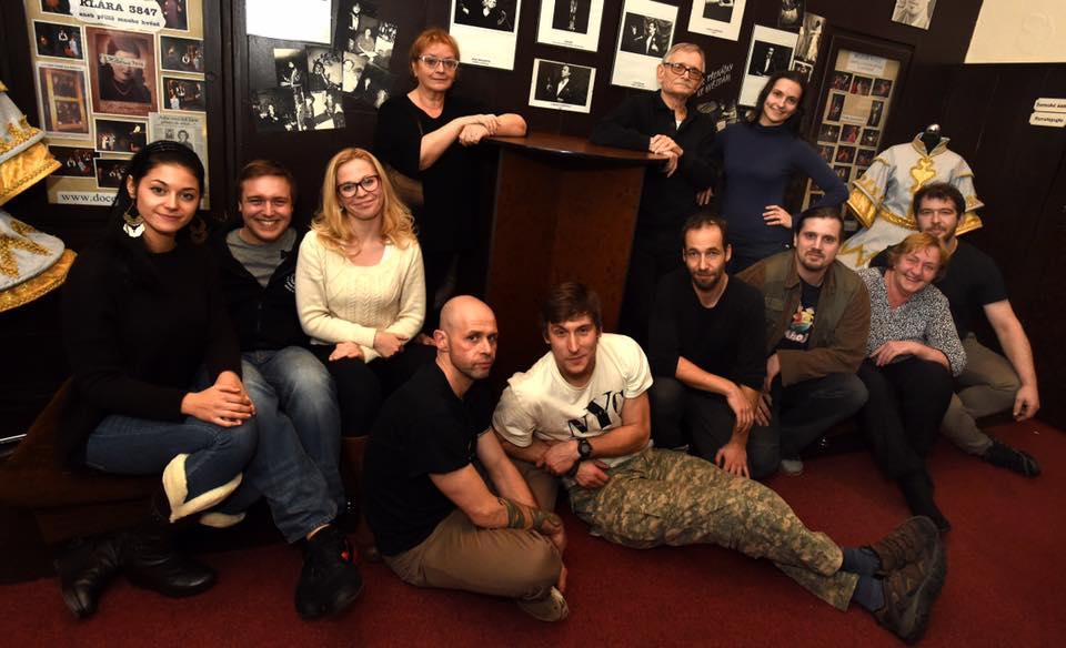 Litvínovské Docela velké divadlo slaví dvacáté výročí vzniku