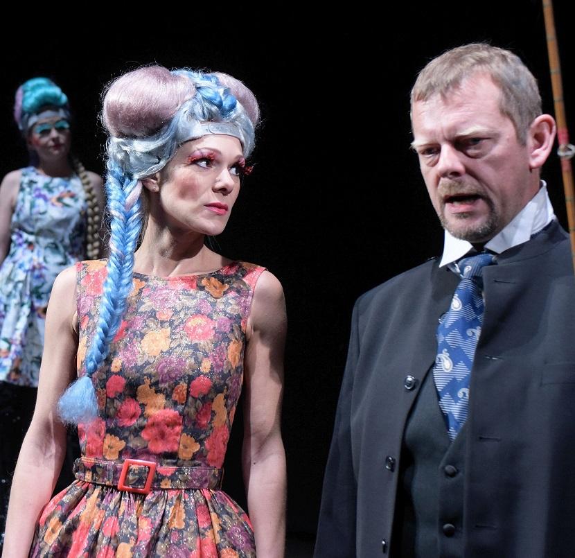 Činohra Divadla J. K. Tyla uvede jednu z nejslavnějších komedií Wiliama Shakespeara
