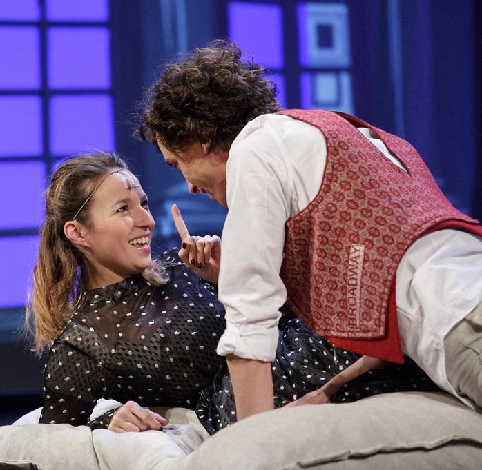 Adaptace Šíleně smutné princezny má premiéru v divadle Studio Dva