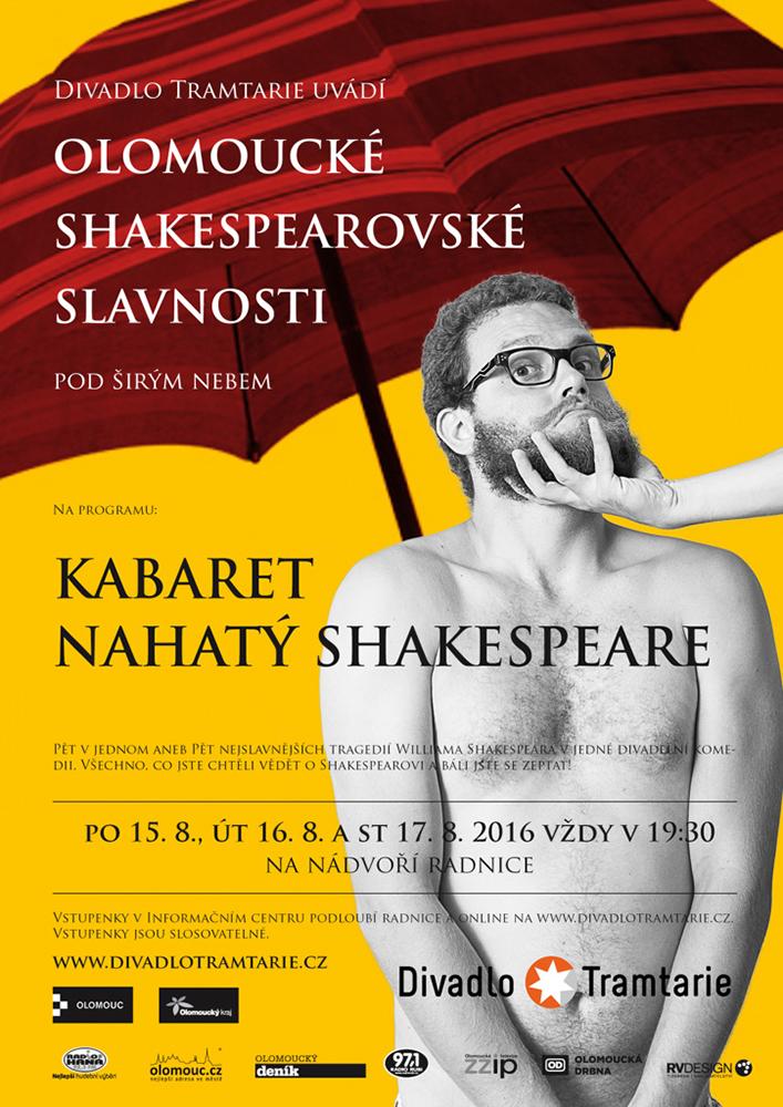 V Olomouci se poprvé chystají Olomoucké shakespearovské slavnosti