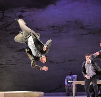 Tanecvalmez nabídne inscenaci Roots choreografa Kadera Attoua