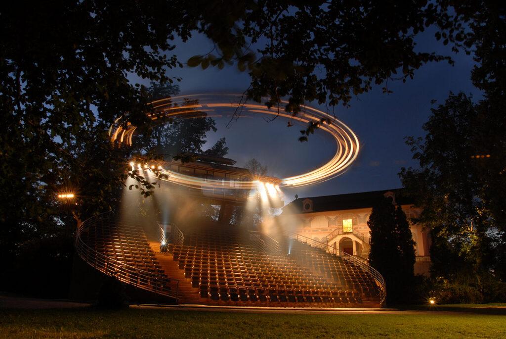 Představení před otáčivým hledištěm letos vidělo přes 54.000 lidí