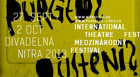 Divadelná Nitra sa začína o pár dní! Privíta aj hviezdy európskeho divadla.