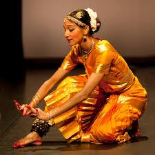 Tanečnice Shantala Shivalingappa konečně v Praze.  Zatím jen na plátně.