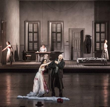 Režisér David Radok spojil v dvojprogramu díla Bély Bartóka a Arnolda Schönberga
