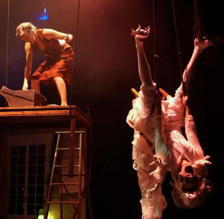 Divadlo Krepsko uvede na Letní Letné inscenaci inspirovanou životem a dílem Lewise Carrolla