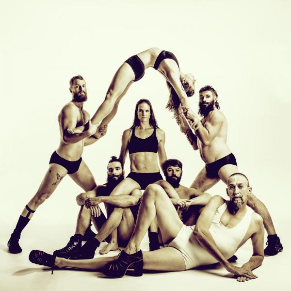 Letní Letná přiveze kanadský Cirque Alfonse