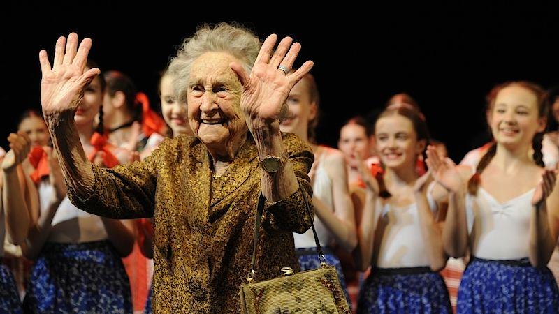 Ve věku 104 let zemřela tanečnice Markéta Kyliánová