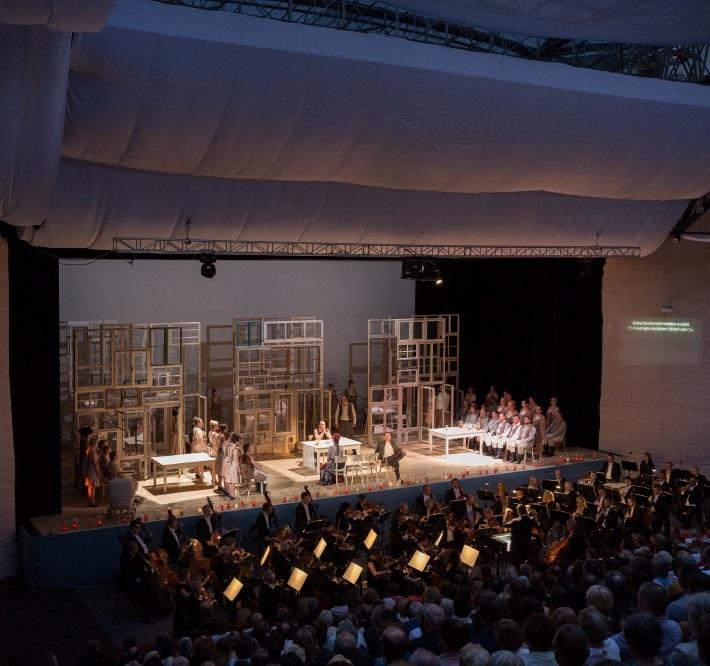 Letošní Smetanova Litomyšl zaznamenala mimořádný zájem diváků