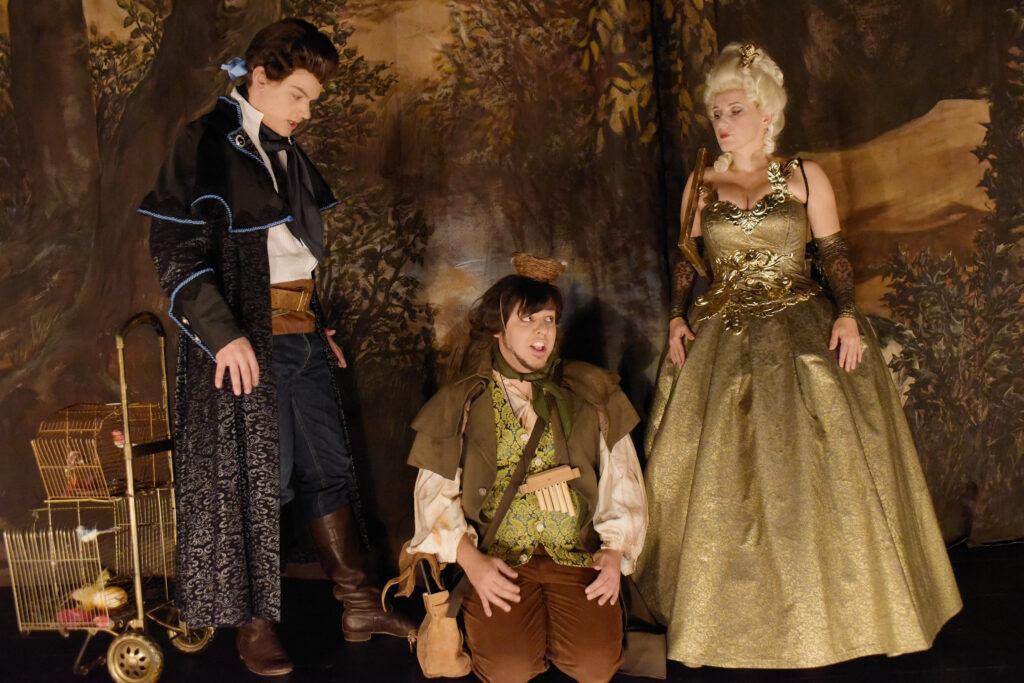 Divadlo J. K. Tyla uvede další titul pro nejmenší diváky