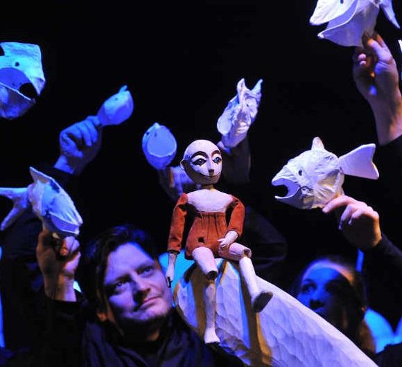 Prestižní cenu Erik dostali členové Naivního divadla z Liberce