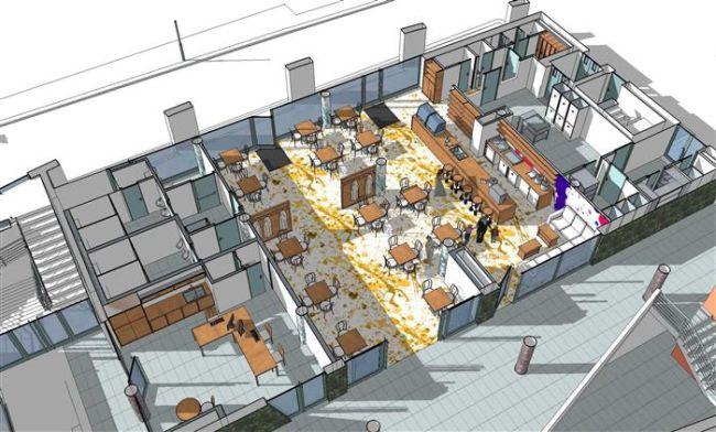 Ve vestibulu Horáckého divadla vznikne nová restaurace