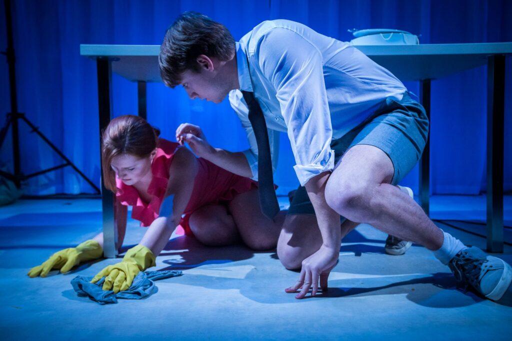 Východočeské divadlo uvede českou premiéru Živého obrazu