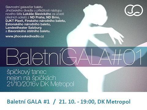 Baletní GALA #1 / Špičkový balet nejen na špičkách