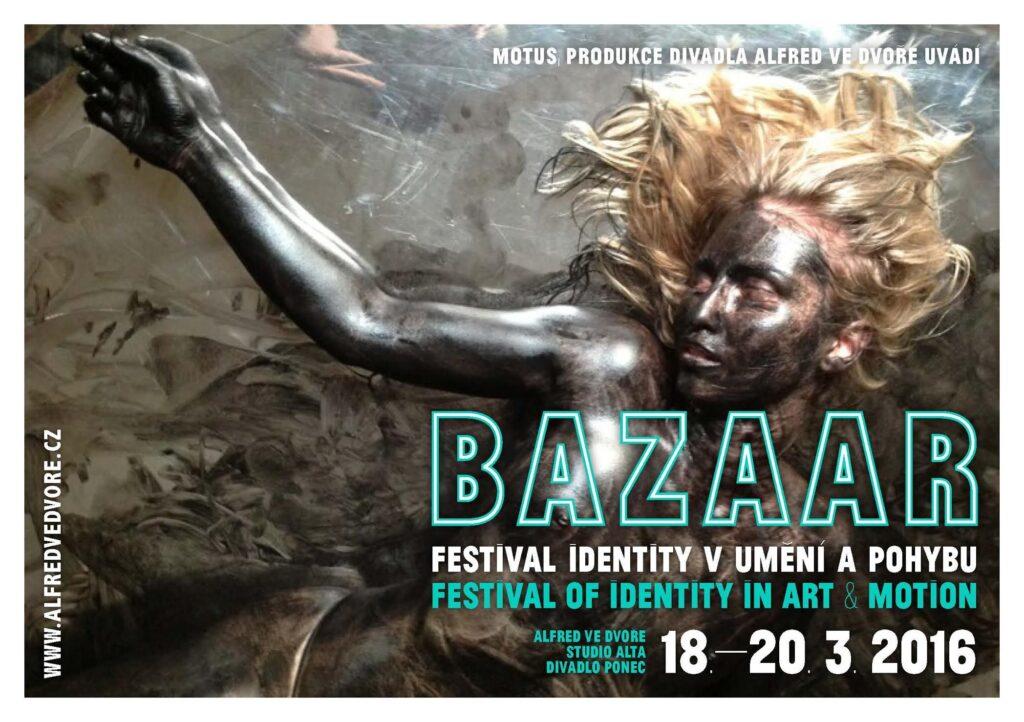 Festival BAZAAR: identita v umění a pohybu
