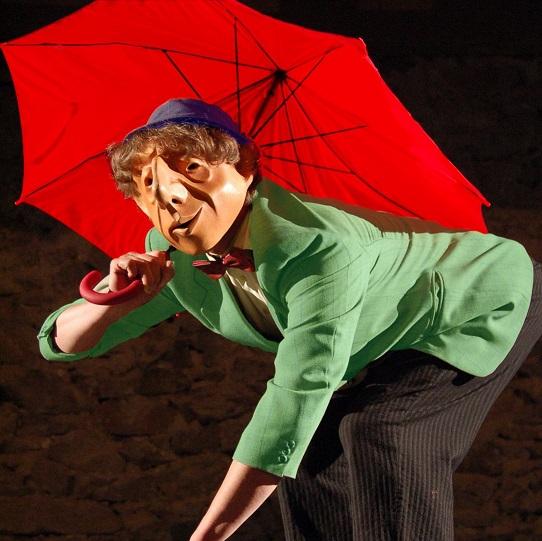 MIME FEST Praha: Premiéry, masky, klauni a šílenci