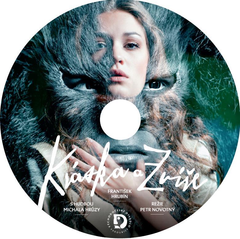 Pardubická Kráska a zvíře už i na CD