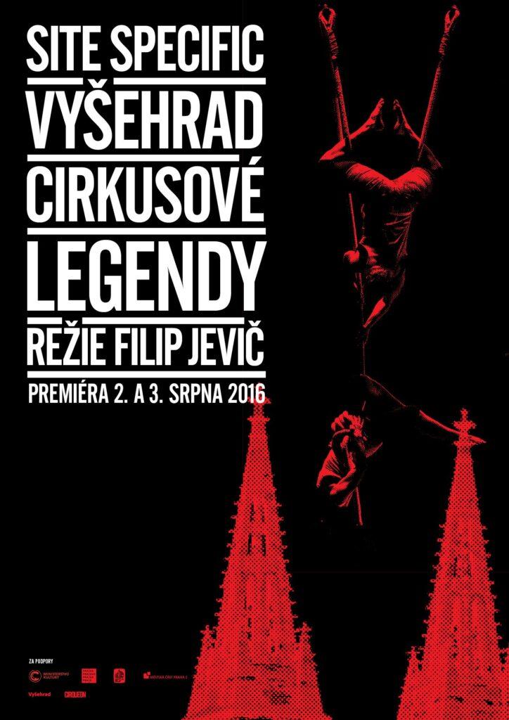 Cirkusové legendy na Vyšehradě