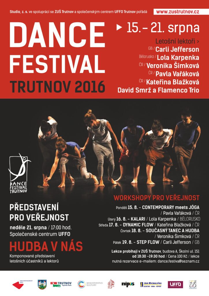 Dance Festival Trutnov 2016