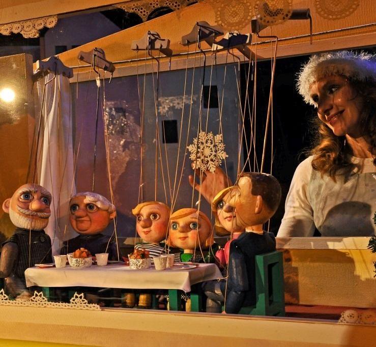 Vánoční festival v divadlech ABC a Rokoko již po šesté pobaví celou rodinu