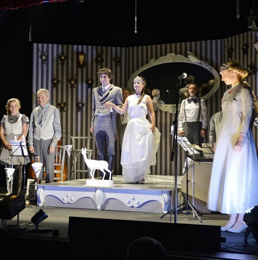 V Divadle Drak skončil 22. ročník festivalu Divadlo evropských regionů
