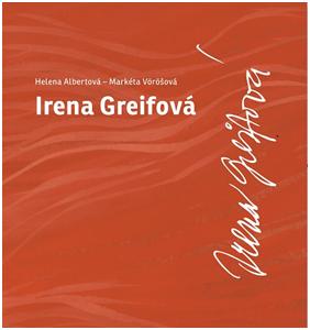 Monografie Ireny Greifové je pátým dílem edice Osobnosti české scénografie