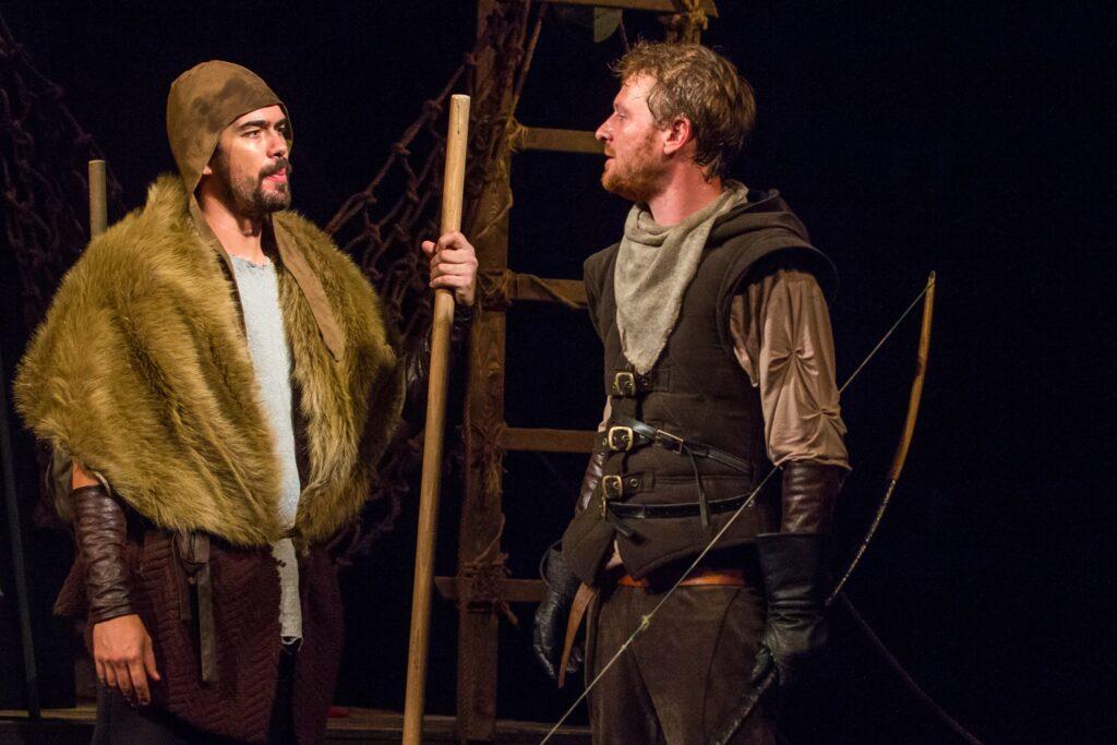 První premiéra nové divadelní sezony Robin Hood slibuje humor i vzrušující bojové scény