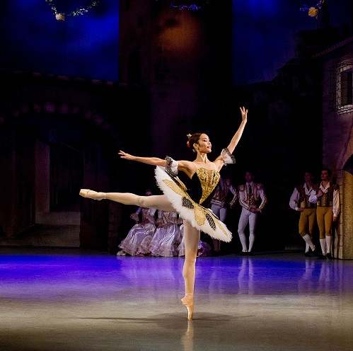První baletní premiérou v nové sezoně bude Don Quijote v nastudování Hany Vláčilové