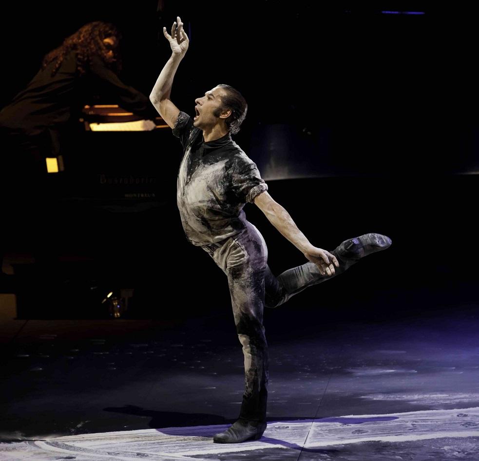 Hvězdou festivalu Tanec Praha 2016 bude Israel Galván