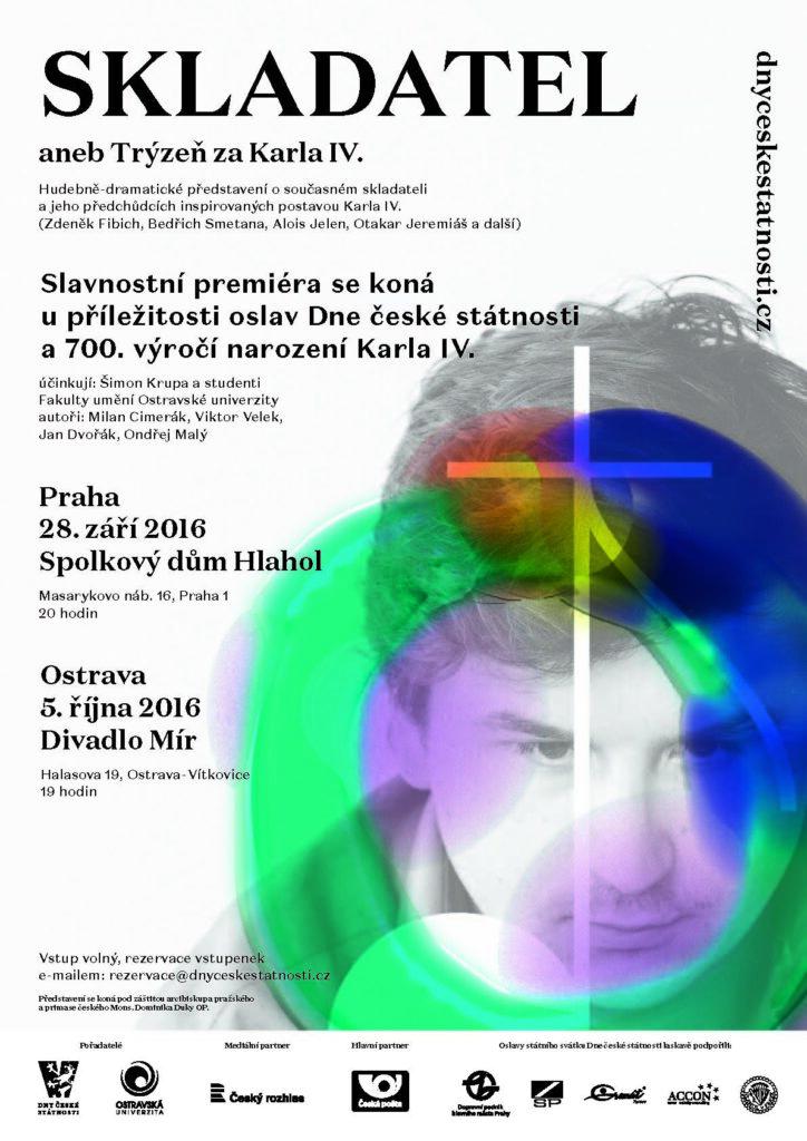 Oslavy Dne české státnosti přinesou unikátní projekt v pražsko-ostravské spolupráci