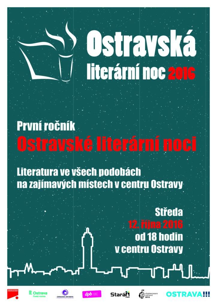První ročník Ostravské Literární noci