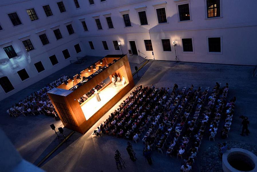 Othello uzavřel 17. ročník  Letních shakespearovských slavností v Brně
