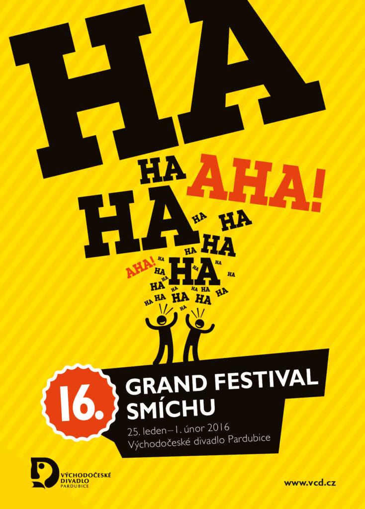 Pardubice opět rozveselí GRAND Festival smíchu